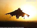 """AV-8B Harrier"" - Wallpaper No.24.  Click for 640x480 or select another size."