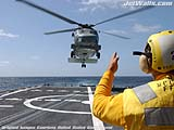 """SH-60B Seahawk"" - Wallpaper No.55.  Click for 640x480 or select another size."