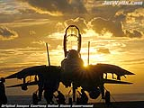 """F-14B Tomcat"" - Wallpaper No.36.  Click for 640x480 or select another size."