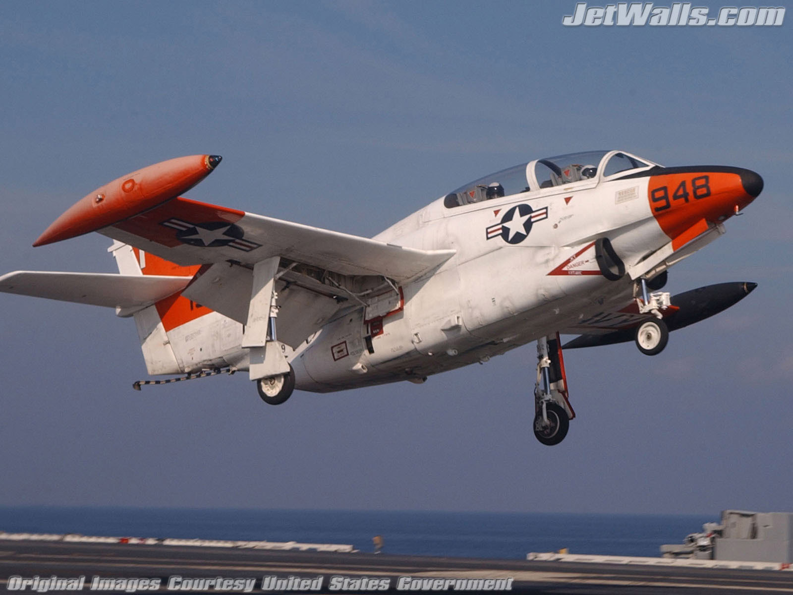 """T-2C Buckeye"" - Wallpaper No. 23 of 101. Right click for saving options."