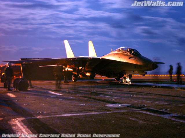 """F-14B Tomcat"" - Wallpaper No. 78 of 101. Right click for saving options."