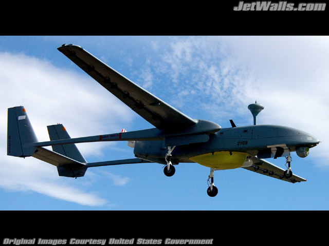 """Joint Unmanned Air Vehicle"" - Wallpaper No. 81 of 101. Right click for saving options."
