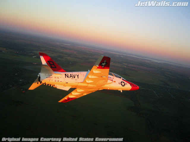 """T-45A Goshawk"" - Wallpaper No. 40 of 101. Right click for saving options."